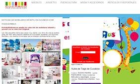 Mobiliario infantil y juvenil con Portobello en cucaboo.com