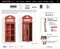 Decoración con Portobello en elrincondemoda.com