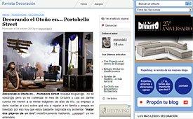 Decorando el Otoño con Portobello en paperblog.com