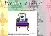 Decoración barroca en decorareshow.blogspot.com.es