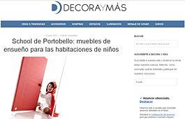 Muebles de Niños con Portobello en decoraymas.com