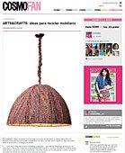 Arts&Crafts recicla el mobiliario en Cosmofan