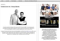 Colaboración con el Don de Alba en Portobello