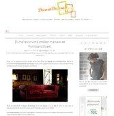 El impresionante chester marsala de Portobello