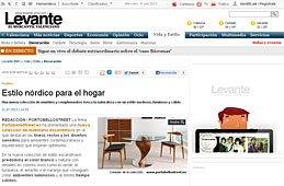 Estilo Nórdico para el hogar con Portobello en levante-emv.com