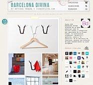 Muebles en metacrilato con Portobello en barcelonadivina.tumblr.com