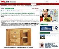 Cuida el Planeta con Muebles Ecológicos con Portobello en