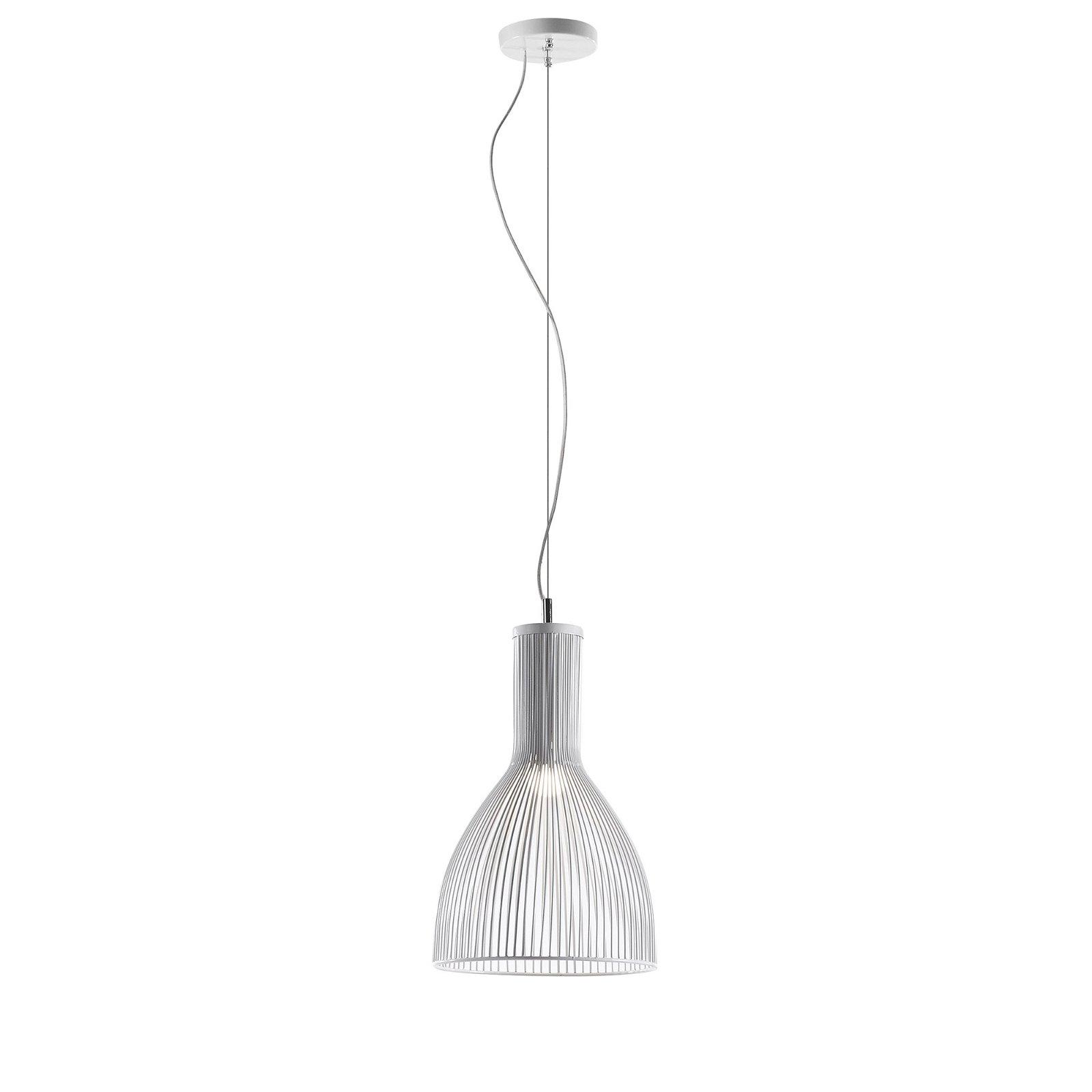 Lámpara de techo ELCH B  METAL BLANCO R33
