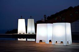 Lámpara Jardín Mora