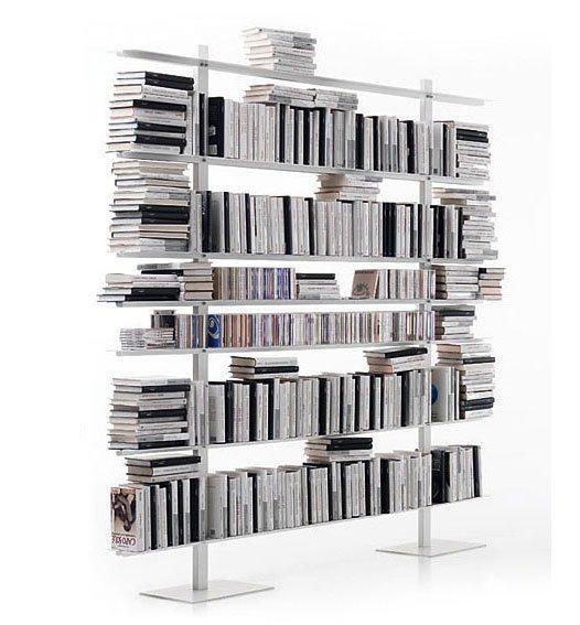 Librería Bliotek de Bruno Rainaldi