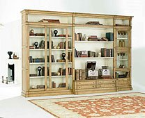 Librería Salón Directoire