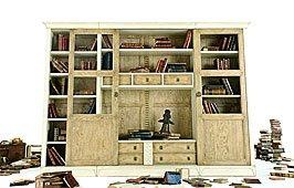 Librería Salón Romeo II