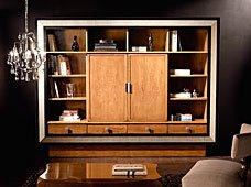 Librería Mueble Tv puertas correderas