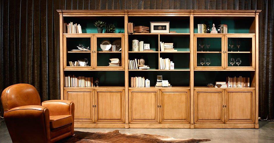 Librería Modular de Salón Joséphine II