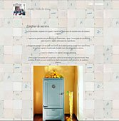 Limpiar la nevera con Portobello en trendytricksforhome.wordpress.com