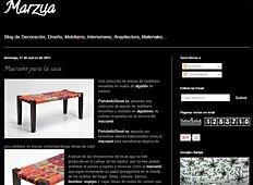 Vuelve el macramé con Portobello en marzua.blogspot.com.es