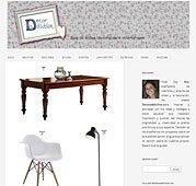 Mesa de comedor clasica con Portobello en ecoraddiction.com