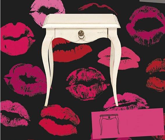 Mesa de Noche 1 cajón Vintage Cool