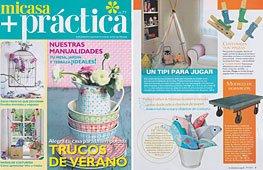 Revista Mi Casa + Práctica