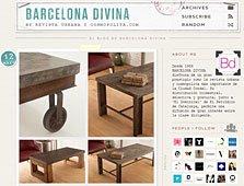 Muebles de microcemento con Portobello en barcelonadivina.tumblr.com