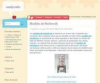 Muebles de patchwork con Portobello en candycraft1.wordpress.com