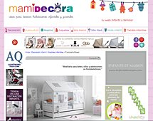 Muebles infantiles con Portobello en mamidecora.com