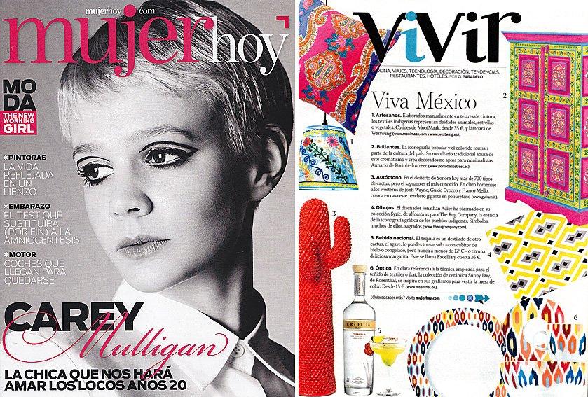 Revista Mujer hoy
