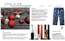 La nueva colección de iluminación en Muud Magazine