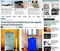Neveras con Portobello en giznet.pl