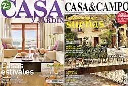 Portada Casa y Jardín - Casa & Campo