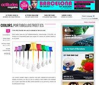 """Llena tu casa de color con Portobello en """"Espacioactitudes.com"""""""