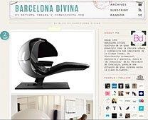 Sillón de descanso con Portobello en barcelonadivina.tumblr.com