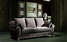 Sofa Vintage Cosmopolitan