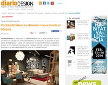 Tienda nueva de PortobelloStreet en diariodesign.com