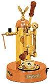 Máquina de café División Casa modelo A Palanca